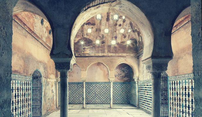 baños reales alhambra granada