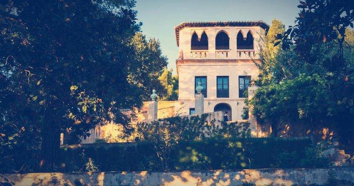 El Mirador Romántico del Generalife