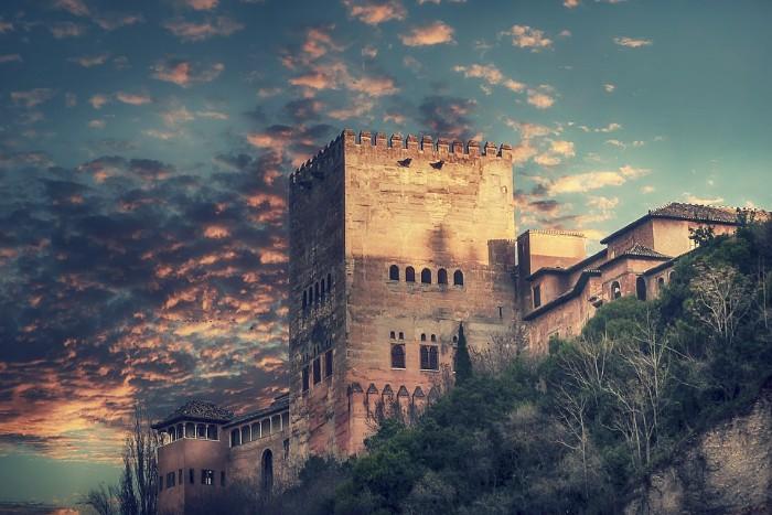 La Torre de Comares, Alhambra