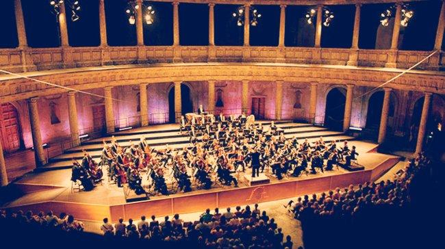 Música en el Palacio de Carlos V