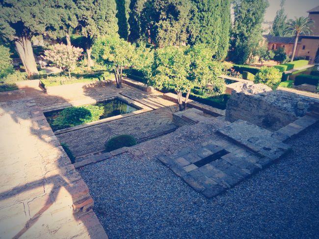 Restos del Palacio de Yusuf III